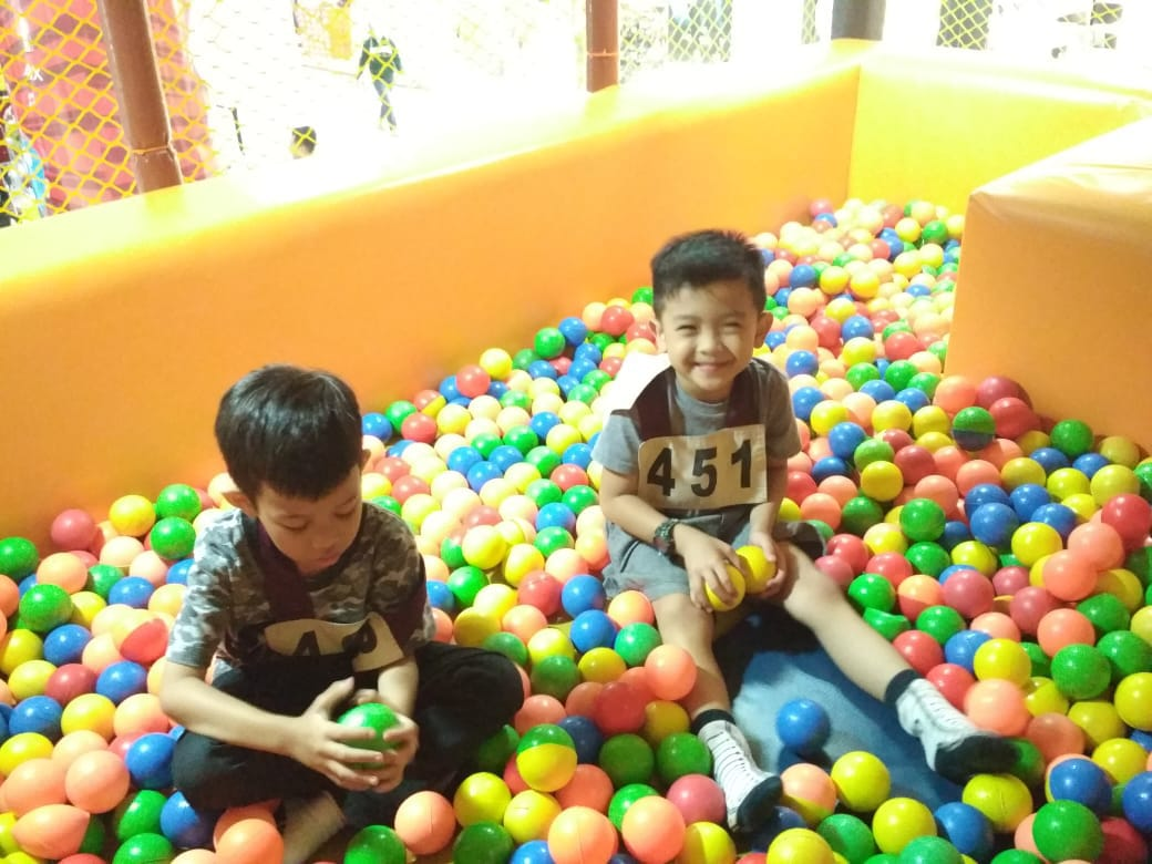 Play fun @Starkidz