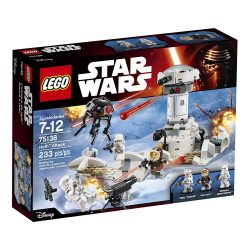 75138 LEGO Hoth Attack front